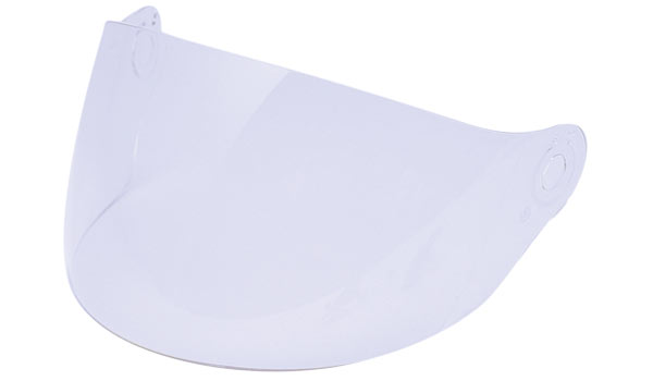 CABERG Riviera V3 Clear Anti Scratch Visor