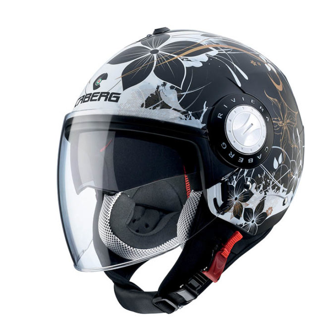 CABERG Riviera V3 Floral Helmet