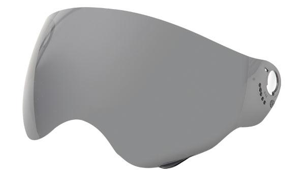 CABERG Riviera V3 Smoke Anti Scratch Visor (Goggle Shape)