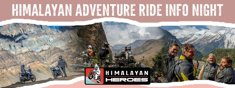 Himalayan Heroes Info Night July 2017 FB Cover