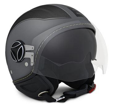 MOMO Avio Anthracite Frost Carbon Helmet