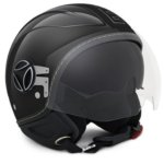 MOMO Avio Shiny Black Carbon Helmet