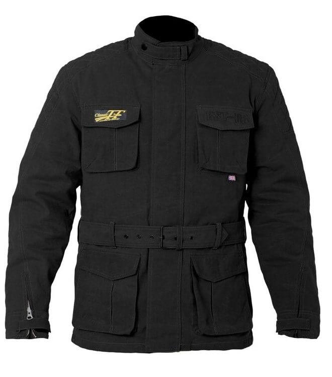 RST IOM Classic TT Wax II 3/4 Jacket