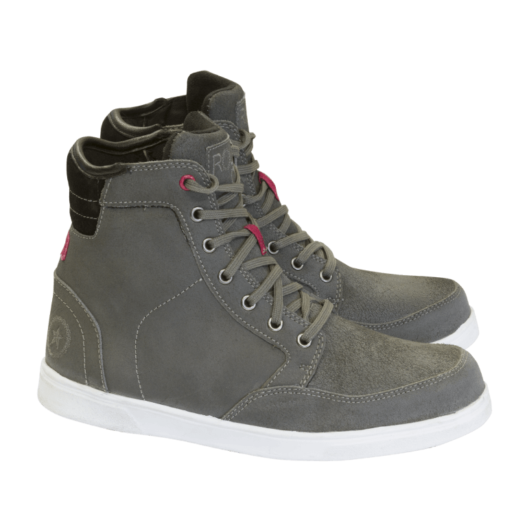 Merlin Ellen Ladies Waterproof Boot Grey