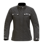 Merlin Ellipse Ladies Jacket Black