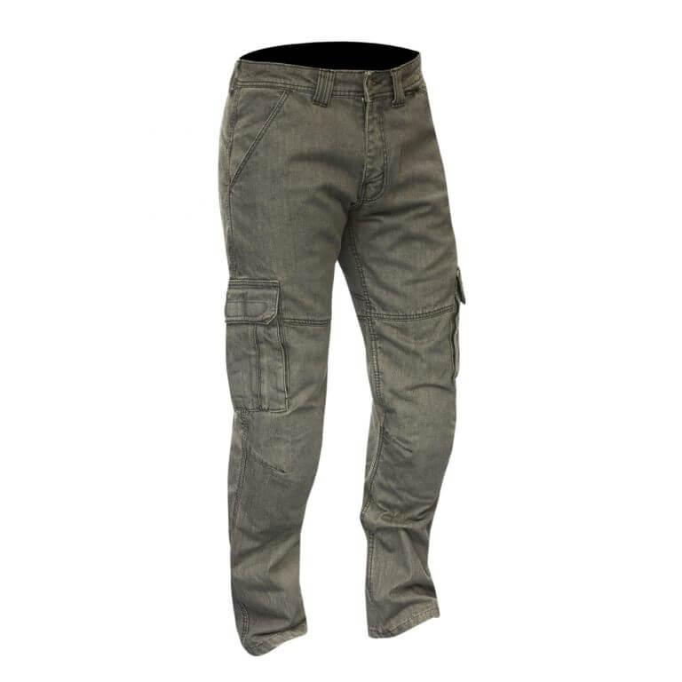 Merlin Portland Cargo Jeans Grey