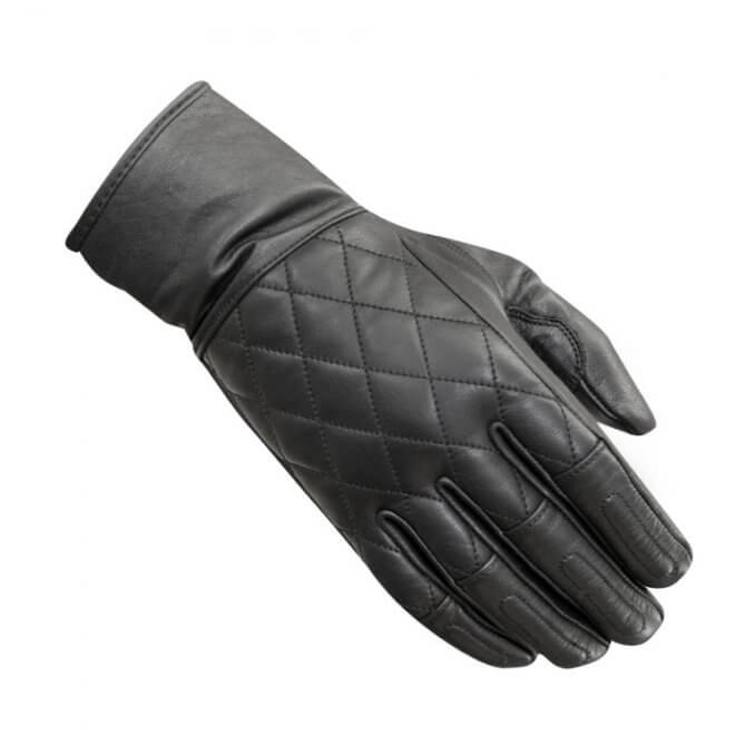 Merlin Salt Ladies Glove Black