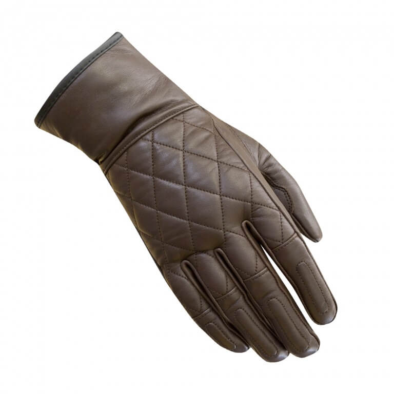 Merlin Salt Ladies Glove Brown