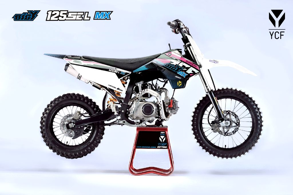 YCF BIGY 125SEL MX