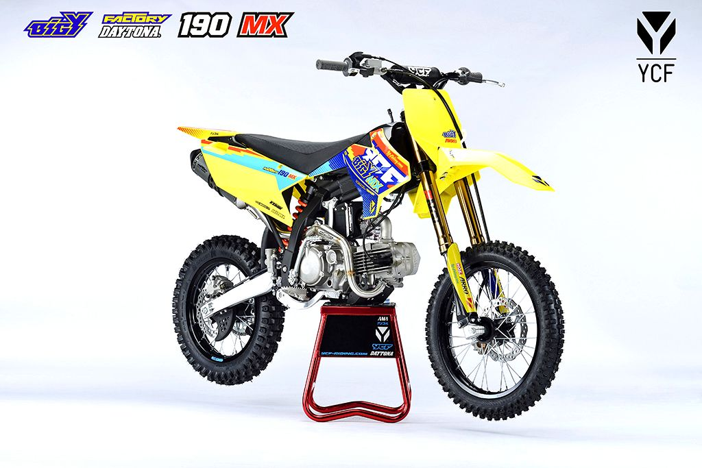 YCF BIGY FACTORY DAYTONA 190 MX