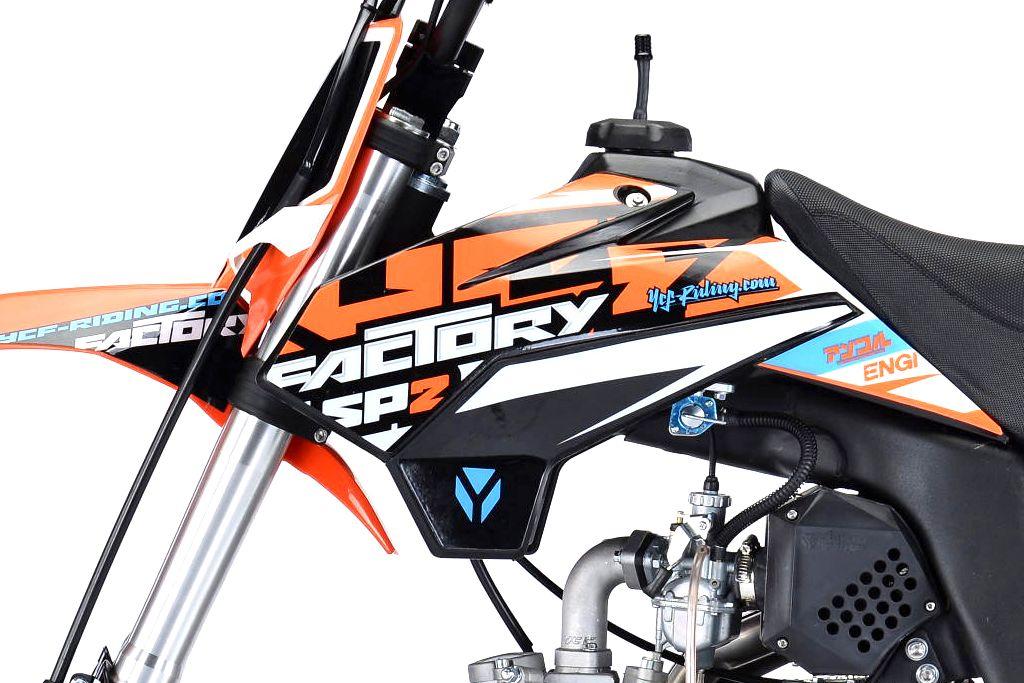 YCF FACTORY F150 SP2