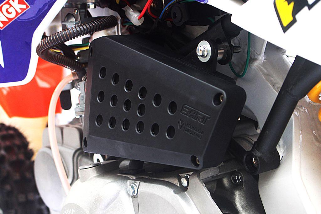 YCF START F110SE