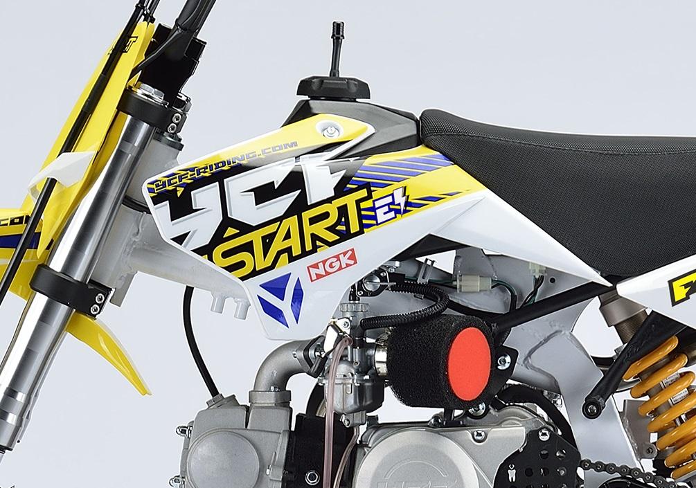YCF START F125E