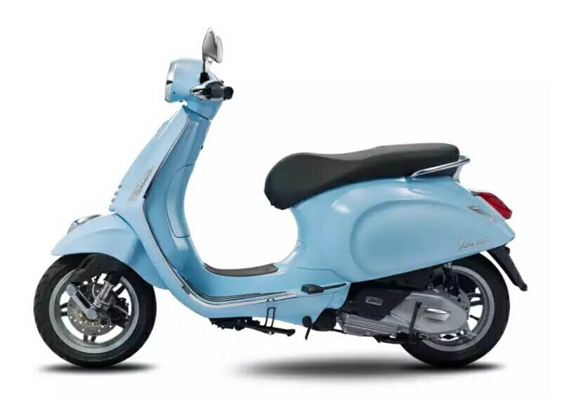 Vespa Primavera Arcobaleno 150 Limited Edition