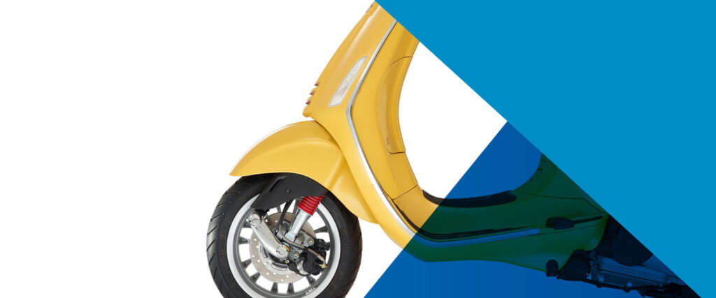 Vespa Sprint 150 ie iGet ABS Sport Edition