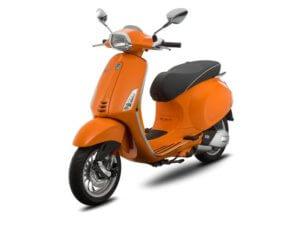 Vespa Sprint150 ie iGet ABS Orange