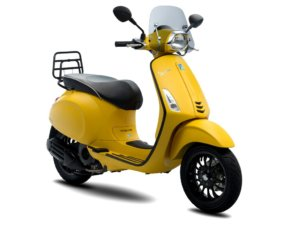 Special Vespa Sprint 150 ie iGet ABS Sport Edition