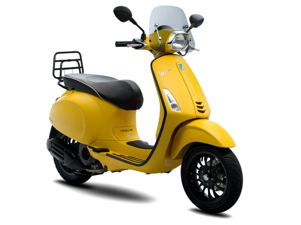 special vespa sprint 150 ie iget abs sport edition at scooter style. Black Bedroom Furniture Sets. Home Design Ideas