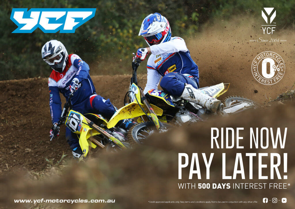 YCF Ride Now Pay Later Promotion