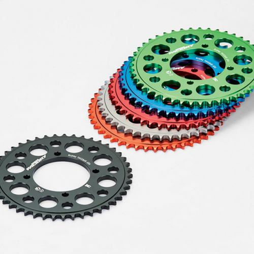 Aluminium Sprocket Rear YCF