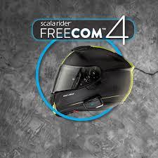 Scala Rider FREECOM 4 Bluetooth® Communication System