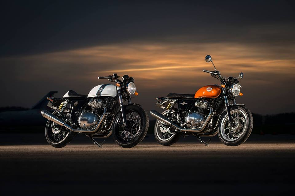The Legend Returns | All new 650cc Twin Royal Enfield models