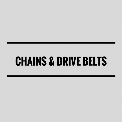 Chains & Drive Belts