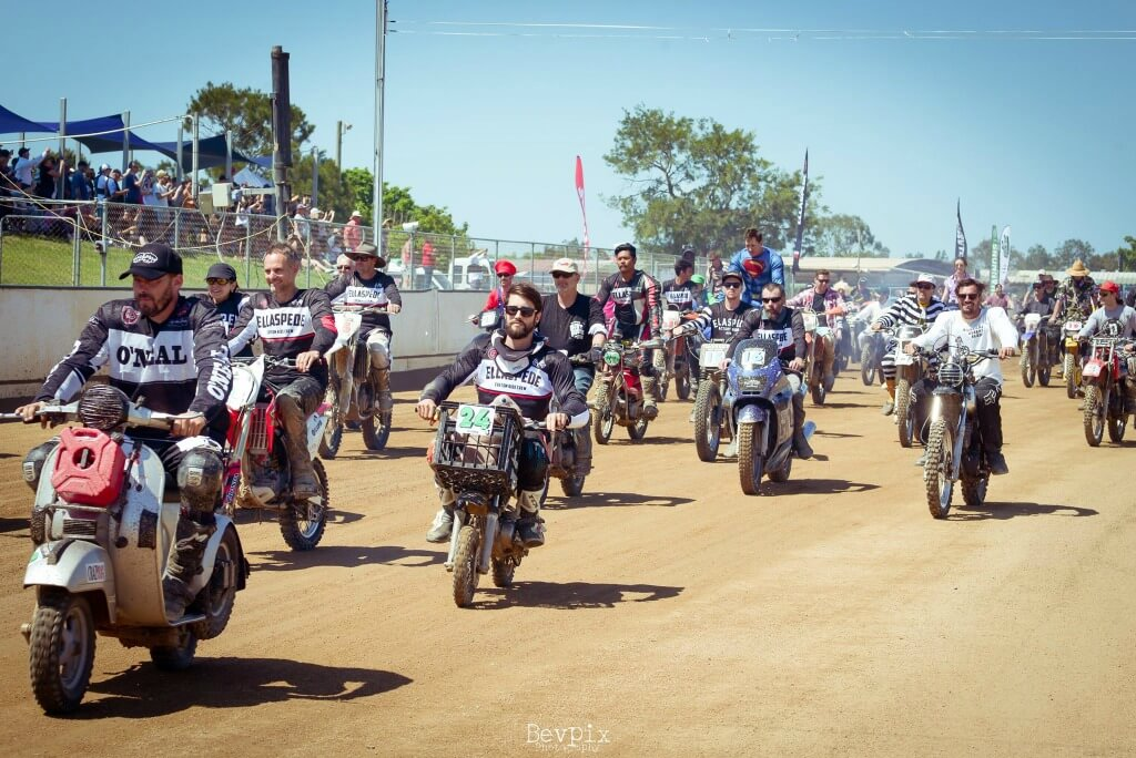 Ride Out at Dust Hustle 5.  Photo by Bevpix Photography