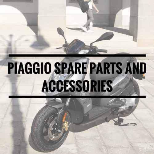 Piaggio Spare Parts and Accessories