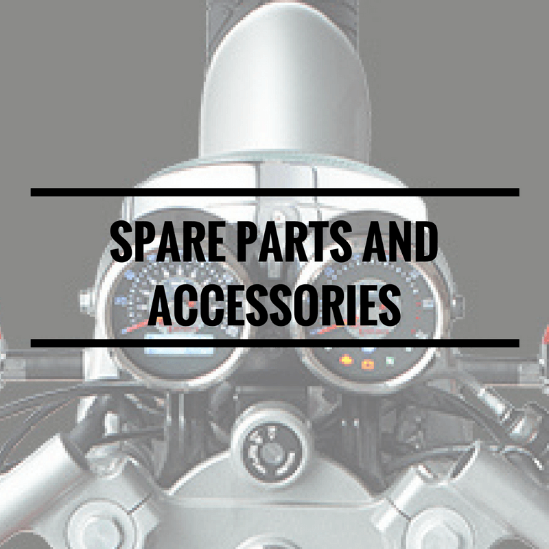 Spare Parts and Accessories – Scooter Style & Noosa Motorcycles
