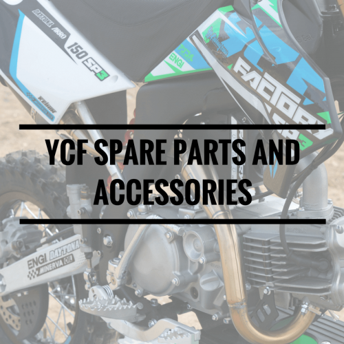 YCF Spare Parts and Accessories