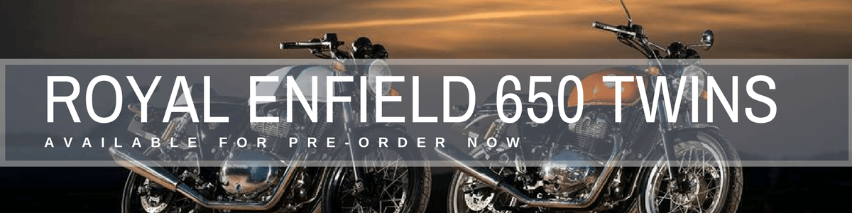 ROYAL ENFIELD 650 TWINS. Available for pre-order now
