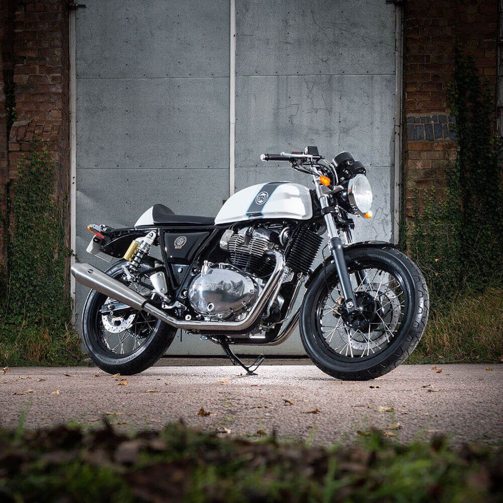 Royal Enfield Continental GT 650cc Ice Queen
