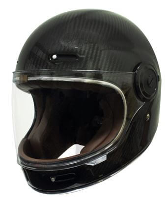 Scorpion Vintage Helmet Carbon