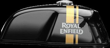 Royal Enfield Continental GT Black Magic
