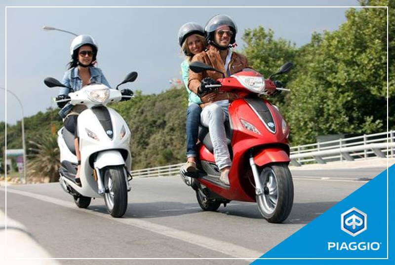 Piaggio Fly & Medley Promotion has been Extended