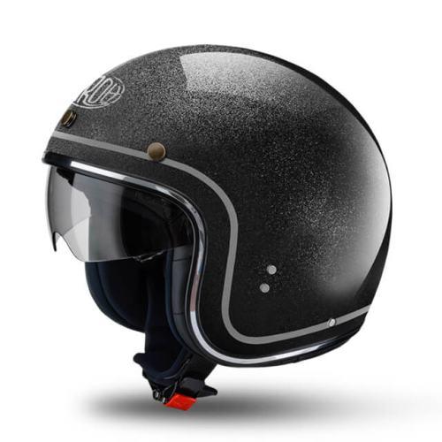 Airoh Riot Black Glitter Helmet