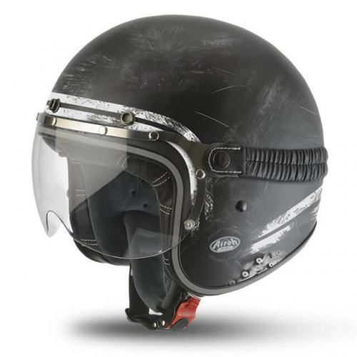 Airoh Garage Raw Matt Helmet