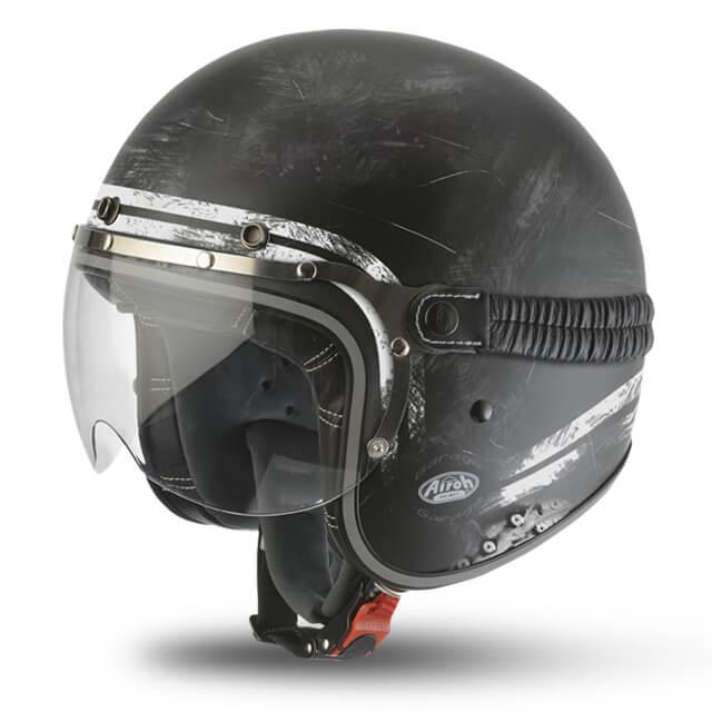 Airoh Garage Raw Matt Helmet