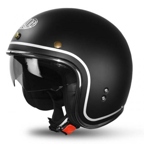 Airoh Riot Black Matte Helmet