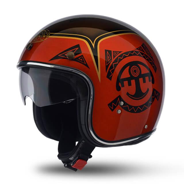 Airoh Riot Maya Glitter Helmet