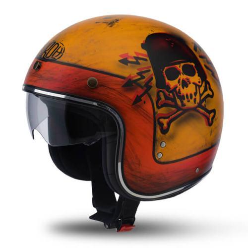 Airoh Riot SkullBoy Helmet