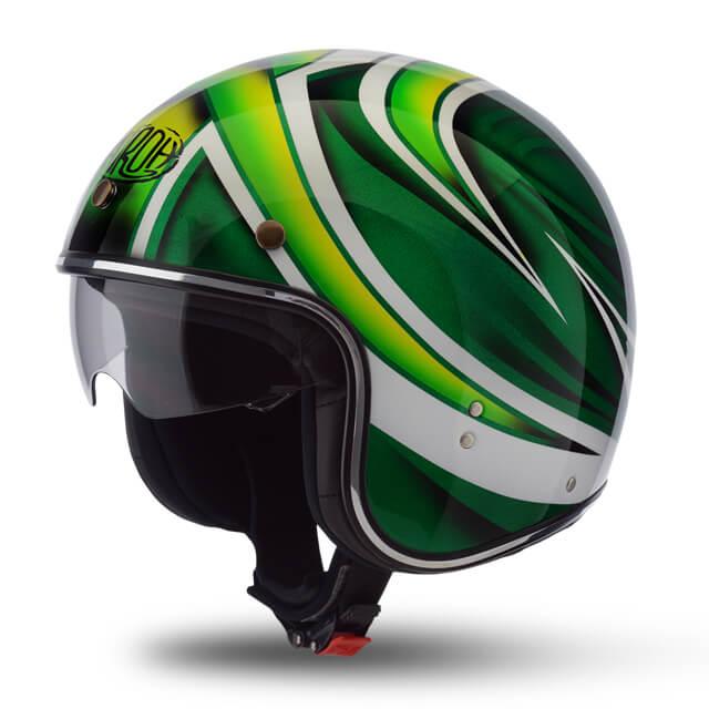 Airoh Riot Turtle Glitter Helmet