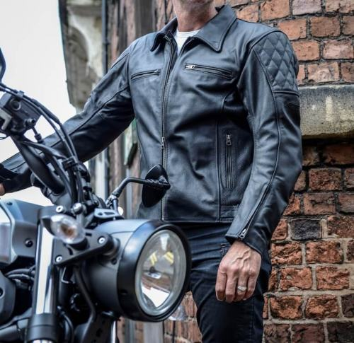 RST Cruz II Leather Jacket