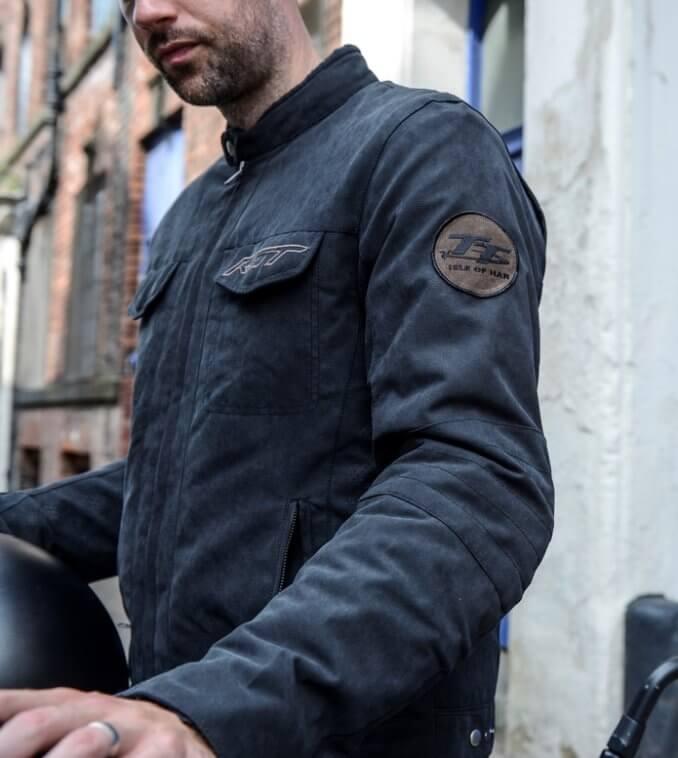 RST Crosby IOM TT Textile Jacket