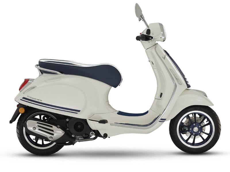 Vespa Primavera 150 Yacht Club Limited Edition