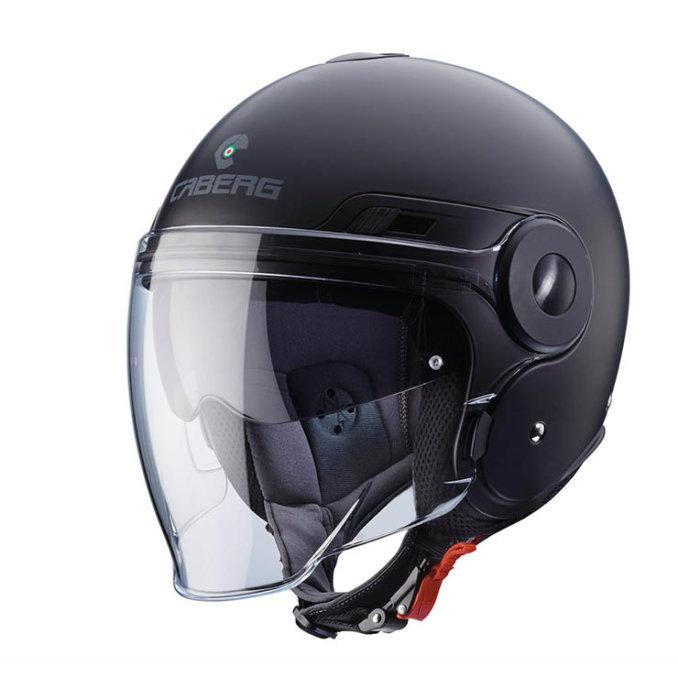 CABERG Uptown Matt Black Helmet