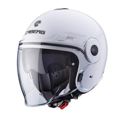 CABERG Uptown White Helmet