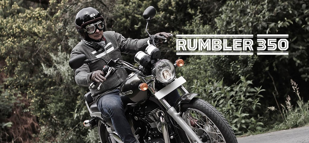 Royal Enfield Rumbler 350 Is Instore Now At Noosa
