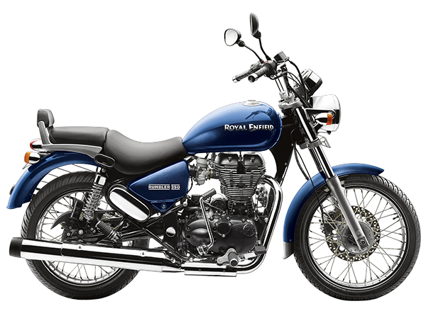 Royal Enfield Rumbler 350 Marine Blue